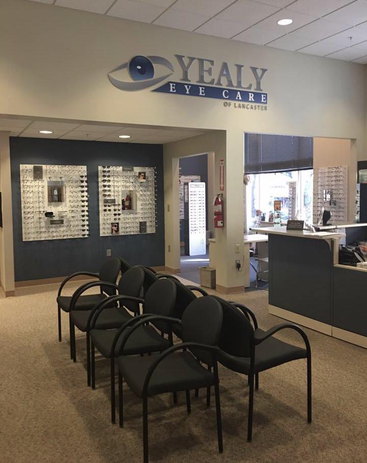 our eye care center in Lancaster, PA
